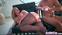 (Brooklyn Chase) Big Curvy Ass Girl Love Deep Anal Sex On Cam video-12