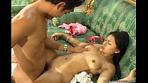 Asian teen fucked by her BF