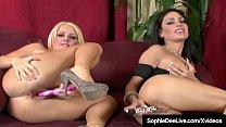 Sophie dee nude spread