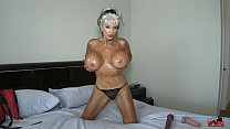 Home movie what real MILFs do for their MEN  #o...