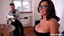 Milf Rock band Practice Turns Threesome with Ava Koxxx & Sandra Star Vorschaubild