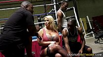 Alura Jenson Wants Gangbang With BBC's Thumb