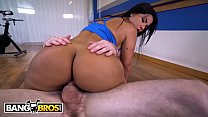 11877 BANGBROS - Spin Instructor Fucks Big Booty Latin Babe Rose Monroe In Class! preview
