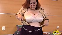 LatinChili Mature Granny Latina Solo Compilation thumbnail