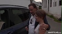 Hot German wife with big tits gives a fantastic...