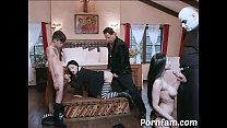 Sinner Family Fucking Around with Audrey Noir Kate Bloom - Pornfam.com