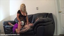 Milf Rachelle Dry Hump Grinding Financial Domin...