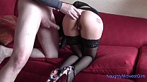 Nicole Love - Ass Fucked and Creampied