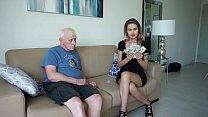 Unscrupulous mistress spells an old man for money صورة