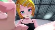 Az-B-MMD-Giantess-Growth-Rin s-very-Big-Day - Best Free 3D Cartoon
