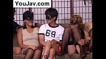 Massive Uncensored Korean Orgy