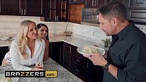Hot And Mean - (Gina Valentina, Julia Ann) - I Want Her To Like Me - Brazzers