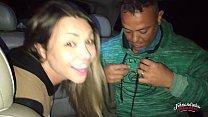 Fernandinha Fernandez, calling strangers in the square to fuck inside the car