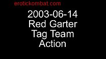 2003-06-14 Red Garter Tag Team Action... from O...