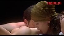 Alyssa Milano pounded by three vampires on DobriDelovi.com