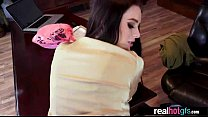 Hardcore Sex With Real Naughty Horny Sexy GF (lana rhoades) video-20