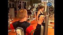 Funny video - tits in the gym - Erotic sex video - Tube8.com#! image