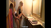 EXGF Blonde Slut Practice