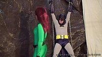 Batman Dominated By Villainess