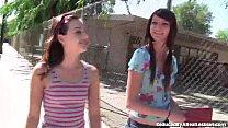 Horny Teen Girls Make Each Other Cum