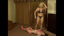Milf/Daughter Catfight between Vanessa and Jolene