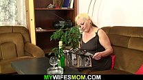 My wifes m. is horny for taboo sex