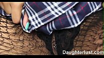 Naughty School Girls Fucked By Old Dads   |DaughterLust.com