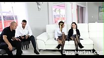 Naughty School Girls Fucked By Old Dads   |DaughterLust.com: pornstation thumbnail