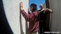 Cops Fuck Latina Teen in Public preview image