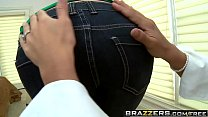 Brazzers - Big Butts Like It Big -  Training Day scene starring Diana Prince and Keiran Lee