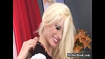 Victoria Rush is a beautiful  blue eyed blonde  wh