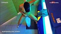 My Dirty Hobby - Public peeing and blowjob Vorschaubild