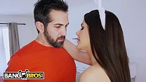 Bangbros - Teen Pawg Valentina Nappi Enjoys Easter Anal From Donnie Rock