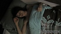 Emo boys gay masturbation Roxy Red wakes up strapped to a table and