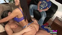 private Babe missed action really long then a monster penis pumped her