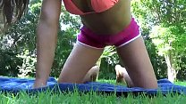 In Bikini, On Towel thumbnail