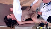 Dr Johnny Sins fuck Cythereas pussy good and hard image