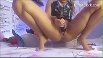 girls4cock.com ***small girl does extreme squirting ◦ chaina porn vidio thumbnail