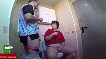 Horny with the phone in the toilet and then he sucks and eats the cum. RAF055 tumblr xxx video