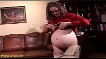 extreme pregnant hairy teen fucked