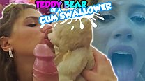 Trailer#3 Teen received Huge Cum Load on her Fa...