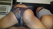 Mom and daughter threesome with son صورة