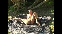 anorectic floppy saggy tits in outdoor pretzel thumbnail