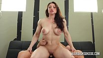 Alura Jenson strapon fun with fit babe Brandi Mae