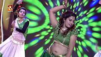 Sexy Hot Mallu Dancer Very Deep Big Open Navel Hole Dance