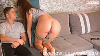 Perfect BIG BUTT to make you CUM! LIVE NOW : LULACAMZ.COM