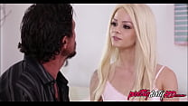 Teen Step Daughter Elsa jean Fucked By Religiou...