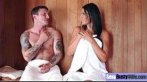 Sexy Housewife (Makayla Cox) With Big Jugss Nailed Hardcore On Cam vid-05 image