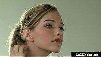 (Riley Reid & Kenna James) Lez Horny Girls Make Action Sex Scene movie-24