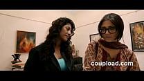 Swastika Lesbian Smooching song pornhub video